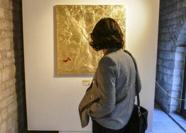 """Molfetta la mostra """"Laudarti"""", curata dall'équipe di GPIC dei Frati Minori di Puglia e Molise."""