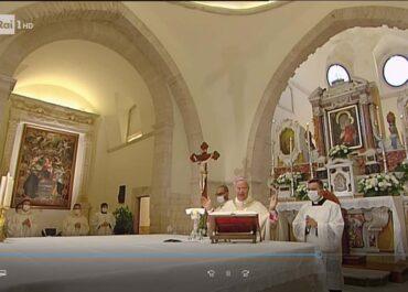Solennità della Beata Vergine Maria - S. Messa in diretta su Rai 1